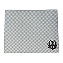 Diamond Plate Design Cleaning Mat - Small