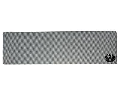 Diamond Plate Design Cleaning Mat - Large