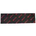 Black & Red Cleaning Mat - Rifle Large