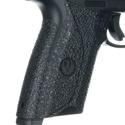 Security-9® Talon Grip Wrap - Black Rubber Texture