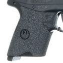 Security-9® Compact Talon Grip Wrap - Black Granulate Textur