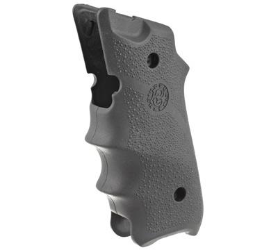 Mark IV™  Hogue® Rubber Grip w/Finger Grooves - Black
