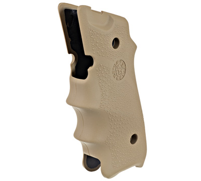 Mark IV™  Hogue® Rubber Grip w/Finger Grooves - Flat Dark Earth