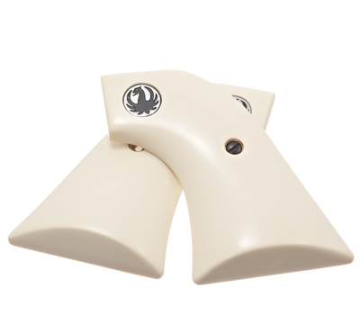 Ruger New Vaquero® Smooth Bonded Ivory Grips-ShopRuger