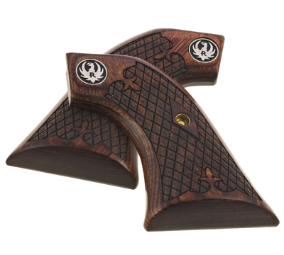 Single Action Rosewood Dymondwood Grips