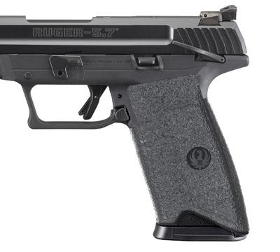 Ruger-57™ Talon Grip Wrap - Black Rubber Texture
