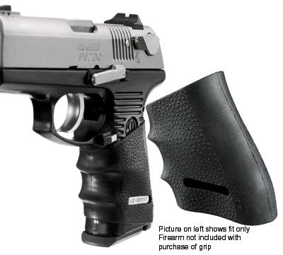 Hogue Black Grip Sleeve P95 P97-ShopRuger