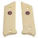 Mark III™ Simulated Ivory Grips