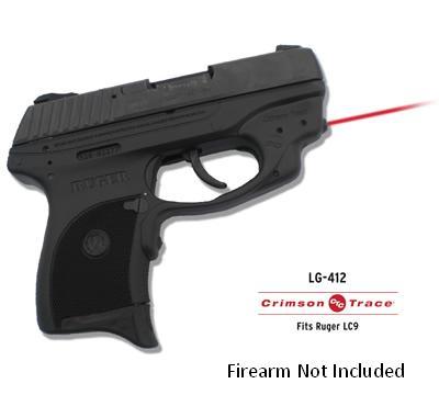 LC9�, LC9s�, LC380� Crimson Trace� LG412 Laserguard�