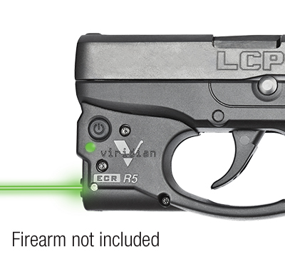 Viridian® R5 Reactor™ Green Laser Sights – Ruger® LCP®