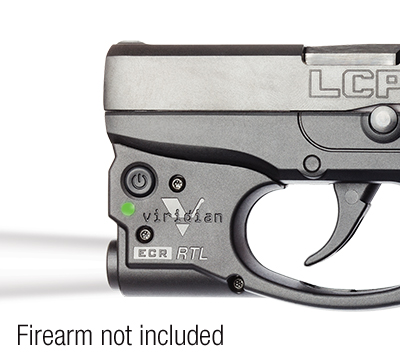 Viridian® RTL Tactical Light - Ruger® LCP®