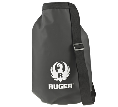 Black Waterproof Bag