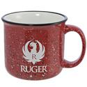 Red Campfire Mug