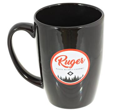 Black Bistro Mug