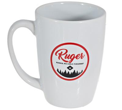 White Bistro Mug