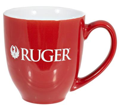 Red Bistro Mug