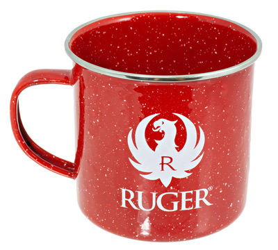 Mug with Stainless Rim - 24 oz