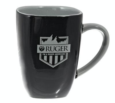 Quadro Black Mug