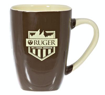 Quadro Brown Mug
