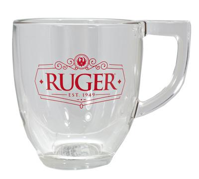 Cambridge Clear Mug