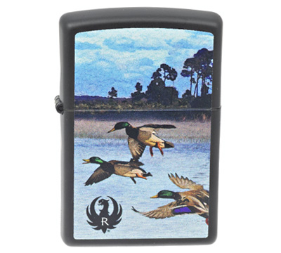 Painted Ducks  Zippo Lighter