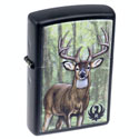 Painted Deer Zippo Lighter