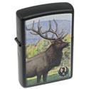 Ruger Painted Elk Zippo Lighter
