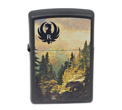 Painted Bear  Zippo® Lighter