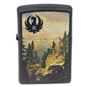 Painted Bear  Zippo Lighter