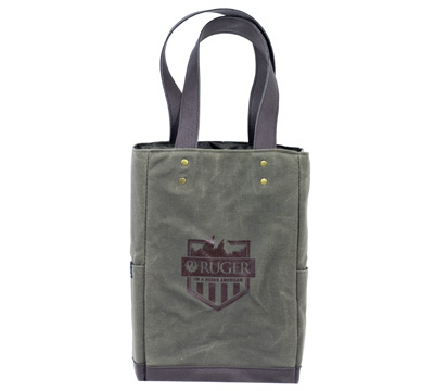 Two Bottle Insulated Wine Cooler Bag