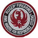 Ruger Arms Maker For Responsible Citizens® Patch