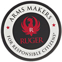 Ruger Arms Maker For Responsible Citizens� Decal