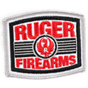 Ruger Red & Black Patch