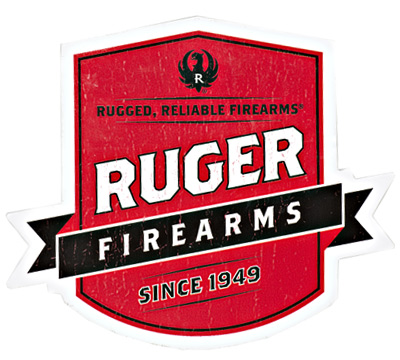 Ruger Since 1949 Decal