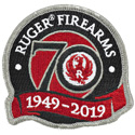 Ruger 70th Anniversary Patch