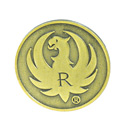 Ruger Eagle Pin - Brass Finish
