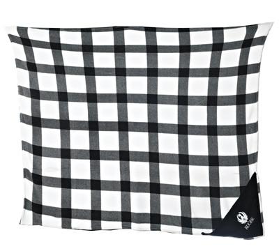 Black & White Blanket