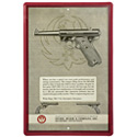 Ruger® Mark I Vintage Sign