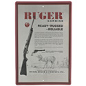 Ruger Carbine Vintage Sign