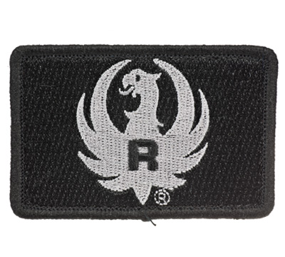 Gray/Black Tactical Patch
