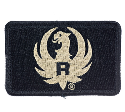 Black/Khaki Tactical Patch