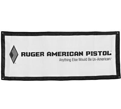 Ruger American Pistol™ Banner