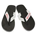 Men's Black Flip Flops