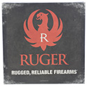 Ruger Canvas Wrap -  Brand