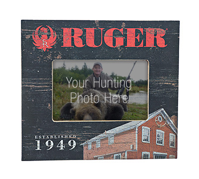 Ruger Picture Frame -  Historic