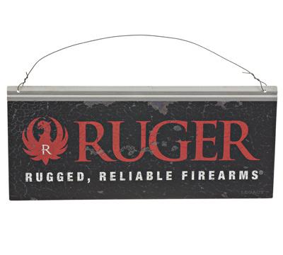 Ruger Metal Sign -  Brand
