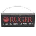 Ruger Metal Sign -  Brand