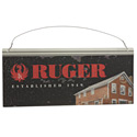 Ruger Metal Sign -  Historic
