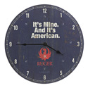 Ruger Wall Clock -  American