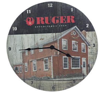 Ruger Wall Clock -   Historic